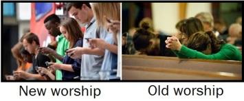 more worship